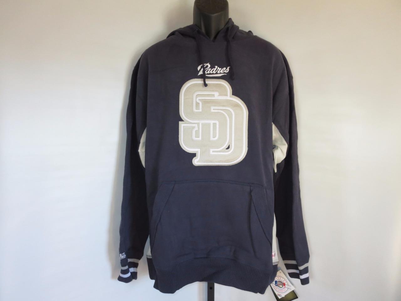 Neu San Diego Padres Herren Herren Herren Gr. L (L) Stitches Athletic Gear Kapuze  | Wirtschaft  c0320d