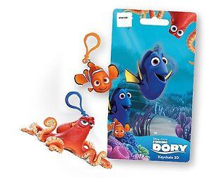 Disney Findet Dory Schlüsselanhänger 3 verschiedene zum auswählen!