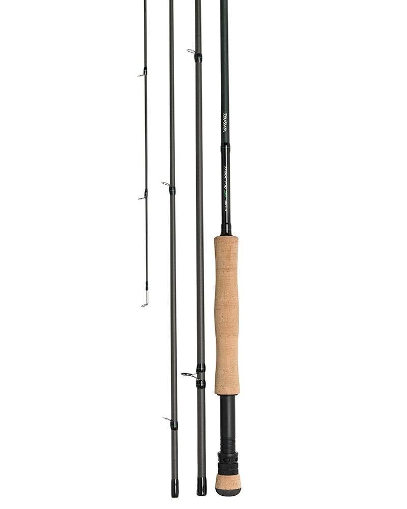 Daiwa D Trout Fly Rod Full Range All Sizes Game Fly Fishing
