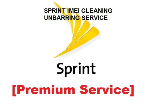 Sprint USA iPhone/Samsung/All Cleaning Premium Service