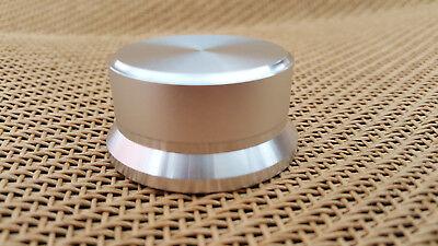 30x22 Aluminum STEREO Hi-Fi VOLUME CONTROL KNOB PKG1