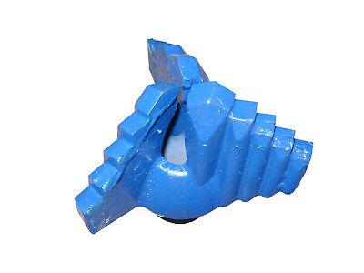 "6/"" Three Wing Carbide Step Drag Bit 2-3//8API Pin Water Well Geothermal"