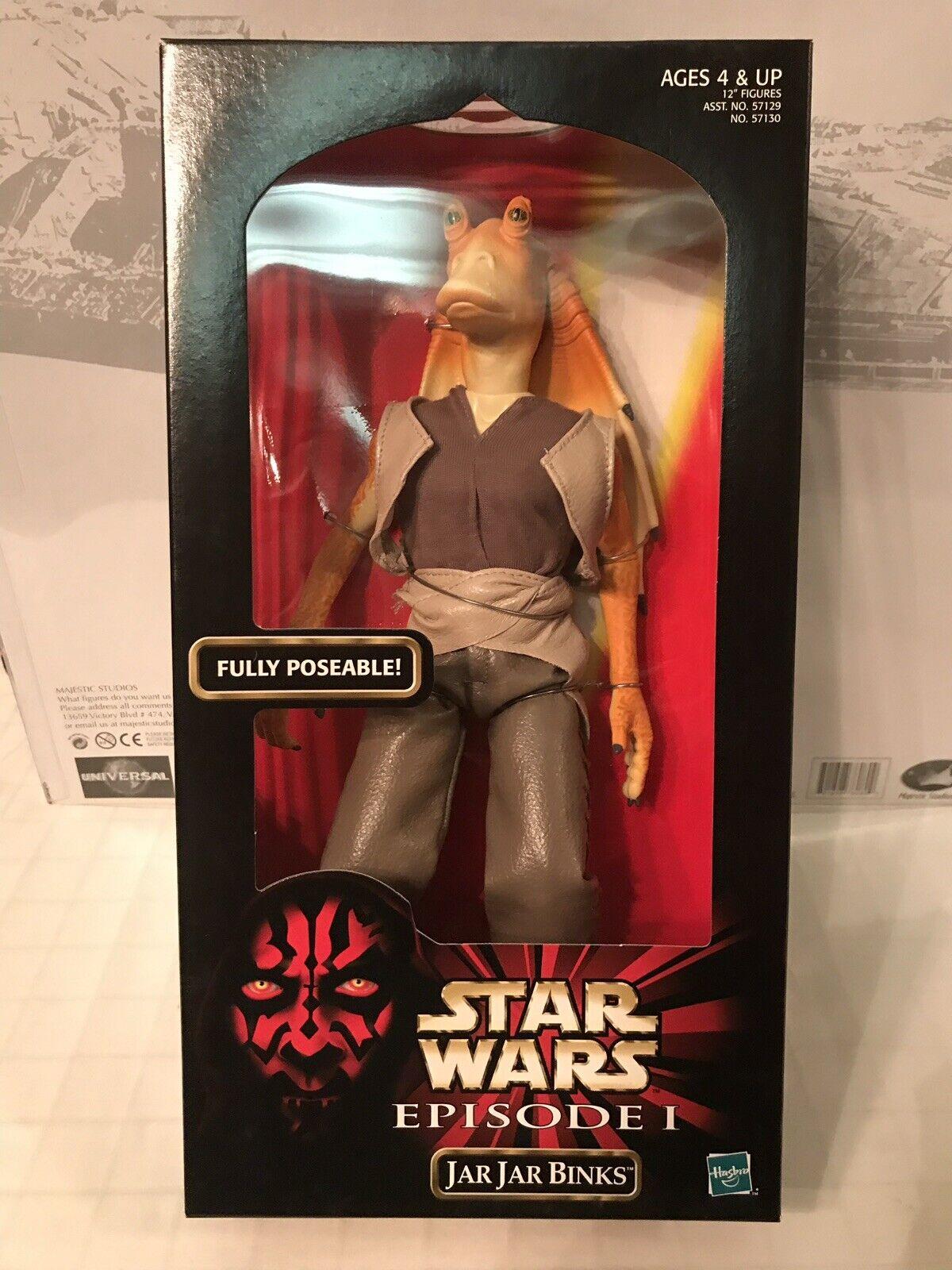 """Star Wars Episode I Action Collection Jar Jar Binks 12"""""""