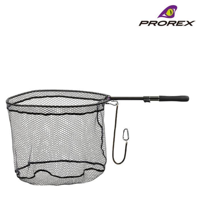 New Daiwa Prorex Wading Net 55x45cm 55x45cm 55x45cm Protator Lure Fishing Net PXWN5545 d00f49