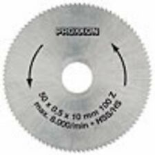 Proxxon 28020 Kreissägeblatt HSS 50 mm