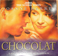 Joanne Harris - Chocolat (Audio CD) 60mins read by Samantha Bond & G. Armstrong