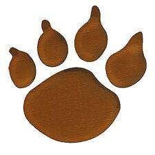 Sizzix Bigz Bear Paw Print die #A10818 Retail $19.99 Retired, Cuts Fabric