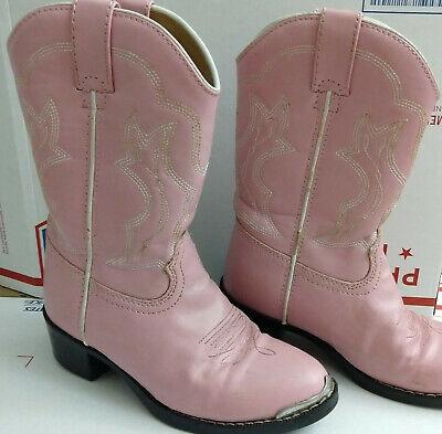 Durango Little Girls/' Western Boot Round Toe BT858