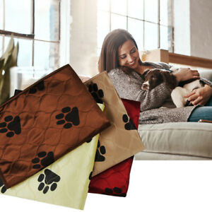 Washable Toilet Pee Mats Reusable Pet Puppy Training Absorbent Pad Machine