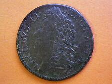 James II Gun Money Shilling SEPr 1689- UK Metal Detecting Find