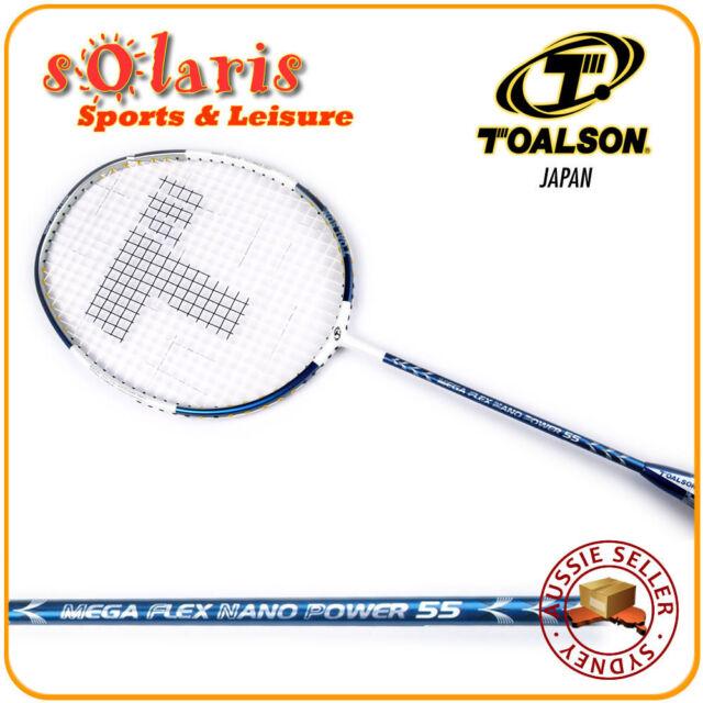Pro Kennex Nano X Power 7000 Performance Graphite Badminton Raquette SL3