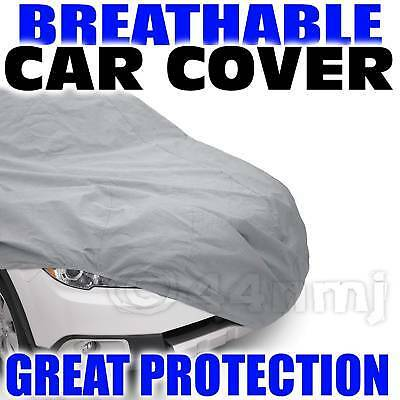 NEW QUALITY BREATHABLE CAR COVER TO FIT Ford Mustang UNIVERSAL FIT