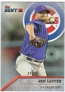 2016-Topps-Bunt-Baseball-Physical-Platino-99-6-Jon-Lester-Cubs