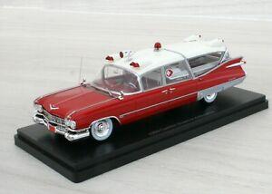 Ambulance Supérieure Cadillac S & s - Neo 45260 1/43