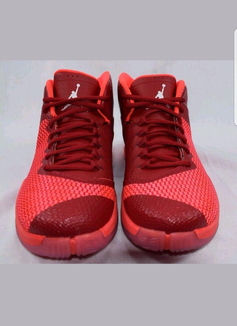 Jordan SUPER FLY 4 Po 819163-602 Zapatos Rojo Blanco Zapatos 819163-602 para hombre 11ecbc