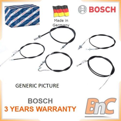 Bosch Arrière Gauche Frein De Stationnement Câble Toyota OEM 1987482439 4643002121