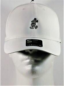 0e97bb06327e8 Disney Parks Exclusive Mickey White Grey Logo Nike Dri Fit Baseball ...