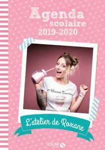 Expressif L'agenda De Roxane 2019-2020