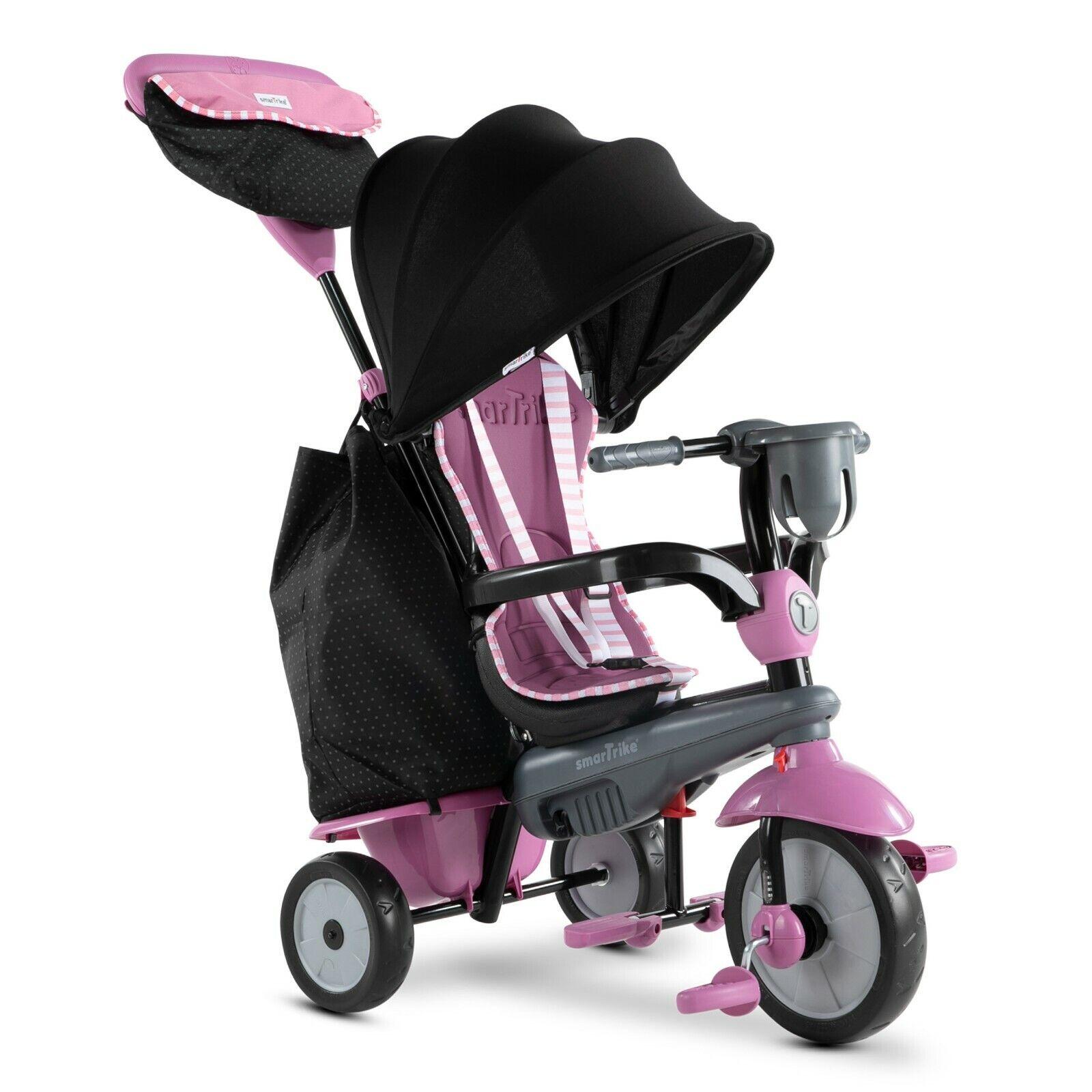 El vórtice de Smart trike, un bebé, un triciclo 15 - 36, crecerá conmigo.