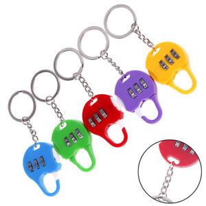 1pc-Code-Key-Lock-Bag-Pendant-Gift-Key-Chain-Creative-Car-Keyring-Password-lo-JP
