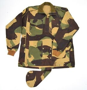 British-Army-WW2-1940-039-s-Denison-Smock-Reproduction-Paratrooper-Airborne-Jacket
