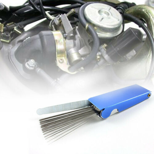Carb Jet Cleaning Tool For Honda Carburetor Wire Needles Cleaner Motorcycle ATV