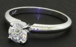 EGL-USA-New-14K-WG-70CT-SI3-G-H-diamond-solitaire-wedding-engagement-ring