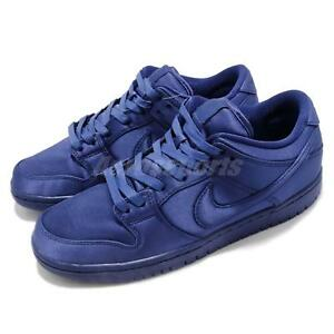 Nike SB Dunk Low TRD NBA Deep Royal Blue Men Skate Boarding Shoes ... cdd74aac1