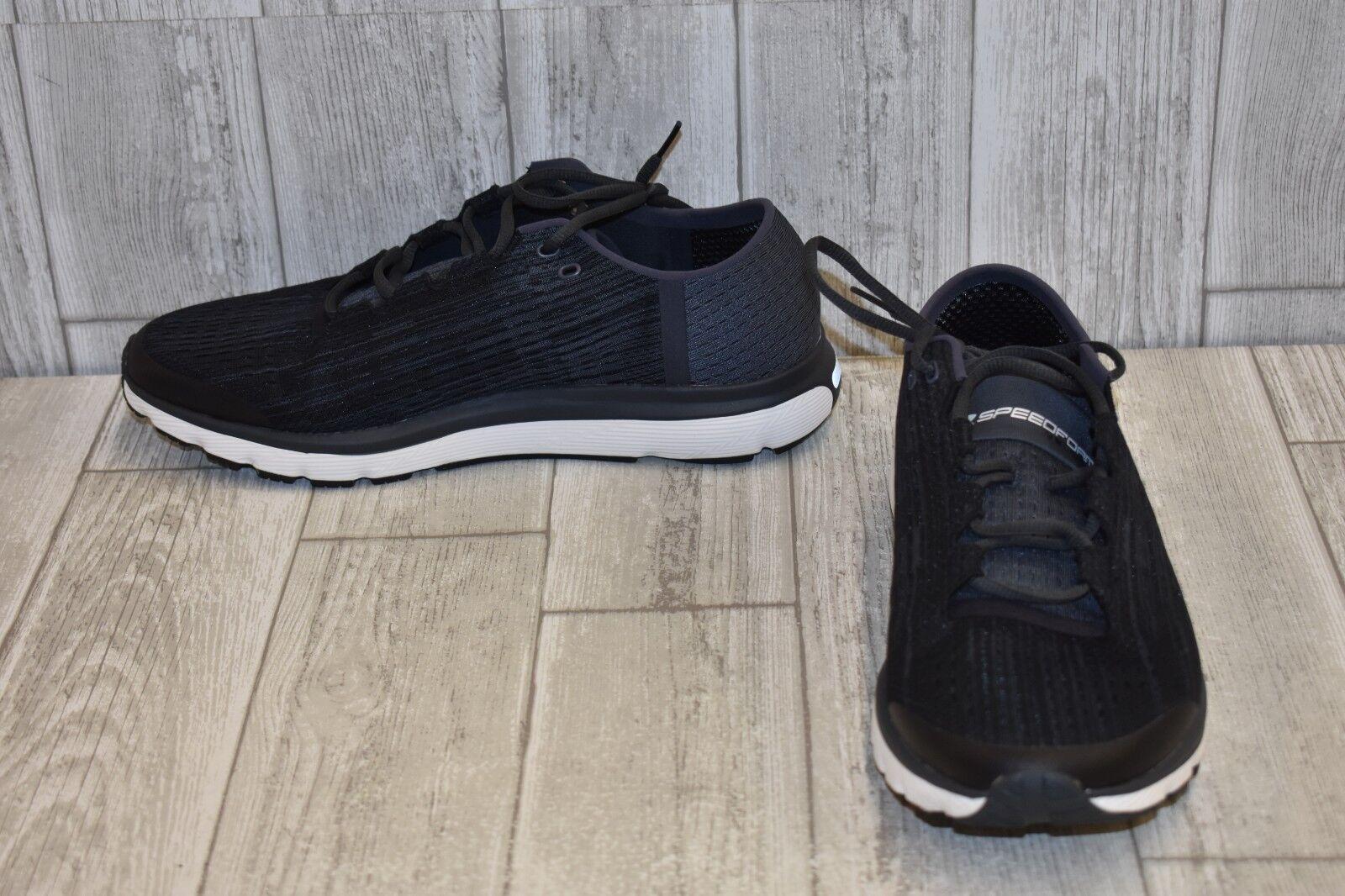 Under Armour Speed Form Running 12 Chaussures - hommes Taille 12 Running noir e46d8a