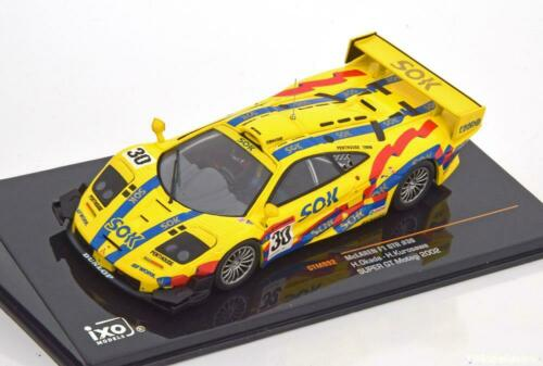 Super GT Motegi  2002 1:43 Ixo McLaren F1 GTR #30