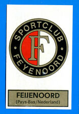 FOOTBALL 1972-73 BELGIO -Panini Figurina-Sticker n. 290 -FEIJENOORD SCUDETTO-Rec