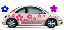 34 large flower set car wall decals stickers graphics