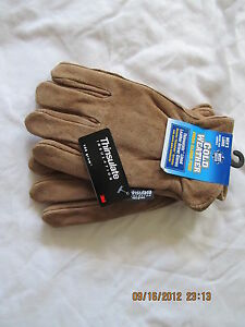12 PR MENS THINSULATE LINED WORK GLOVES SIZE LG WEST CHESTER, GREAT FOR X-MAS