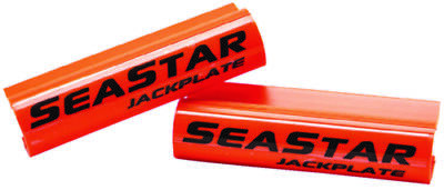 """Seastar Boat Marine Stabilizer Clips 1 Pair 4/"""" Long For Steering Cylinders"""