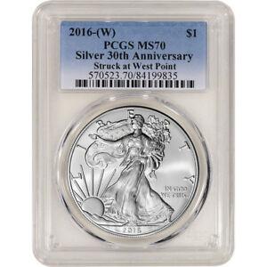 2016-W-American-Silver-Eagle-PCGS-MS70