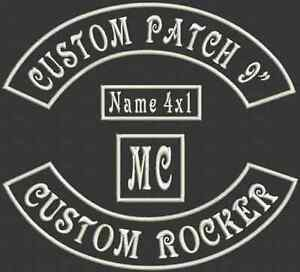 Set-of-4-Piece-Custom-Embroidered-Rocker-Patch-Tag-Label-Badge-9-034