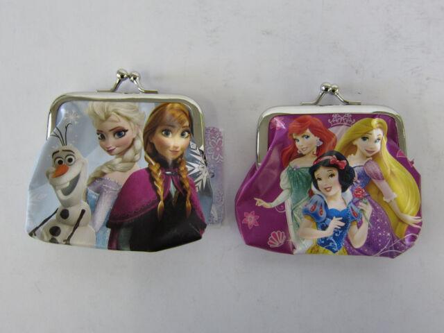 Disney la Reine des Neiges ou Princesses Disney Porte-Monnaie 959540/655540