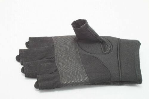 Crivit halbfinger Sport Handschuhe Fitness Segel Arbeit Freizeit waschbar 10 XL