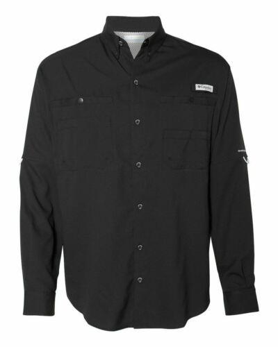 Columbia PFG Tamiami II Long Sleeve Shirt Mens Adult Sports Fishing 128606