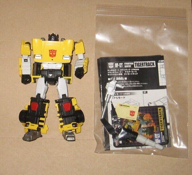 New Transformers Masterpiece MP-12T TIGERTRACK Lamborghini Action Figure Toy