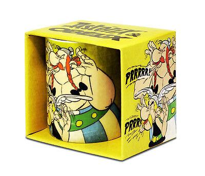 LOGOSHIRT- Astérix et Obélix mug de café- Prrrrr !- Astérix le Gaulois mug à thé