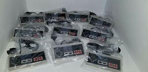 10-LOT-Wholesale-Controllers-for-the-Original-Nintendo-NES-8-Bit-Console