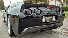 97-04 Chevy Corvette C5 Z-Design Carbon Fiber Rear Bumper Diffuser Body Kit!!!
