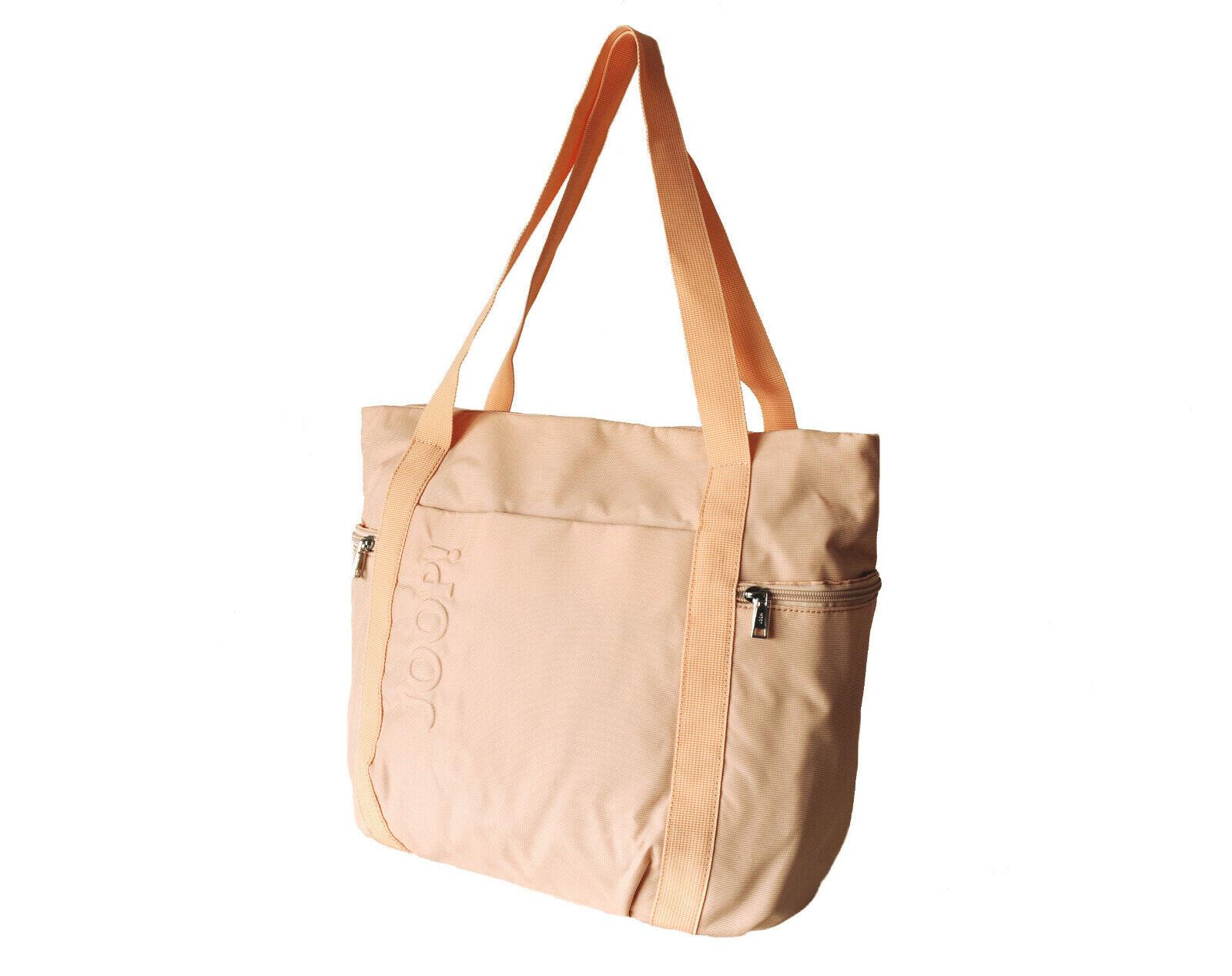 Details zu JOOP! Damen Schultertasche Shopper Henkeltasche Magna Naviga LVZ Nylon Rose NEU