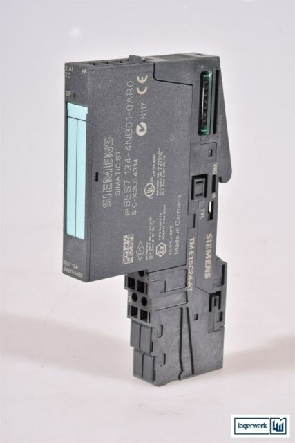 Siemens 6ES7 134-4NB01-0AB0/6ES7134-4NB01-0AB0, Electronic Module 2AE E :3