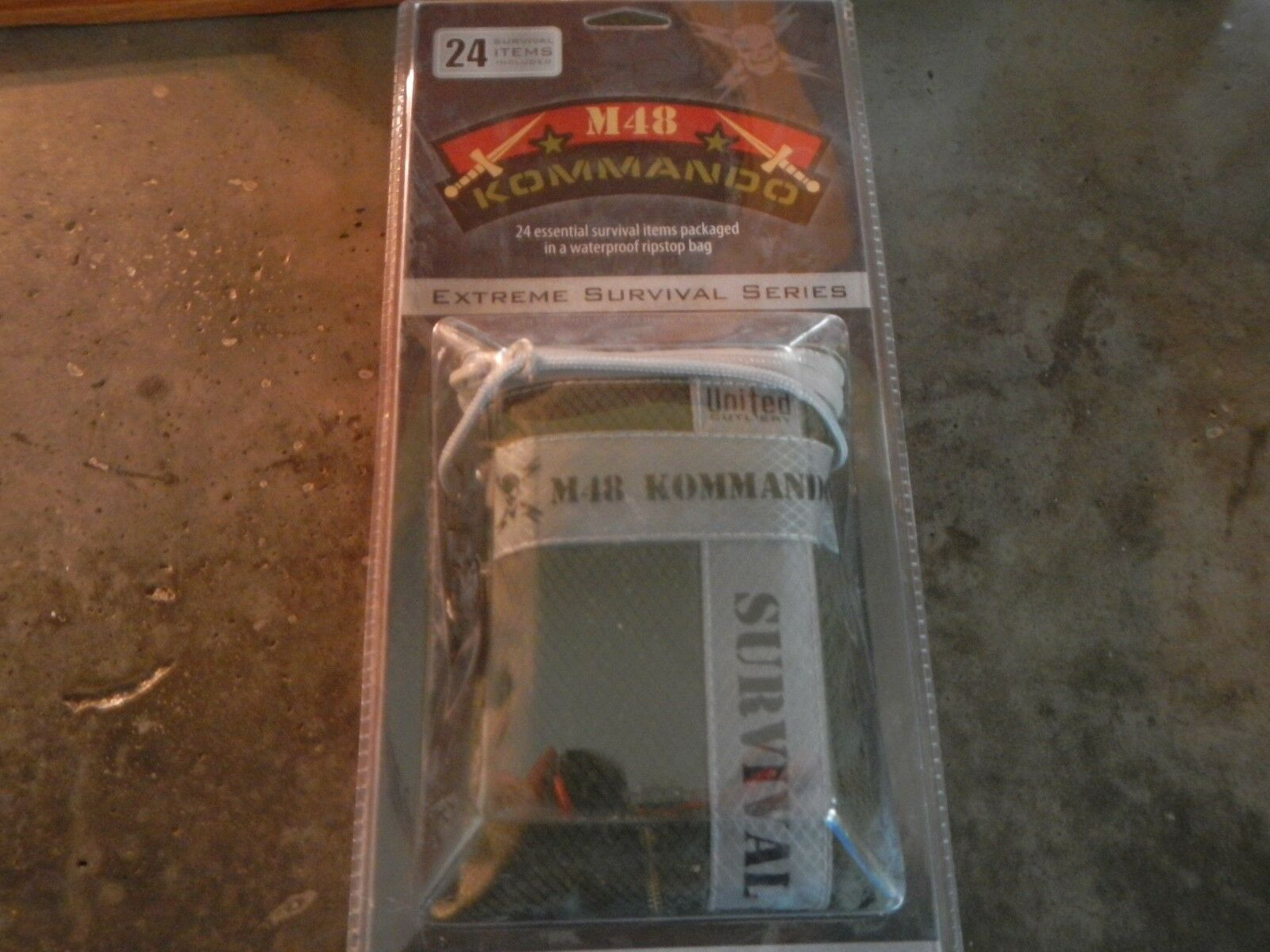 M48 Kommando Ultimate Survival  Kit  shop makes buying and selling