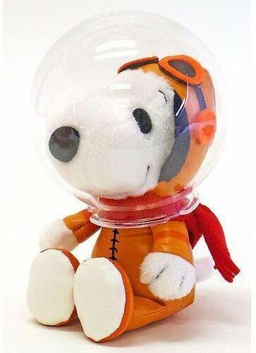 ASTRONAUT SNOOPY & Charlie Brown PEANUT 50th Anniversary Doll Plush H//18cm 2Set