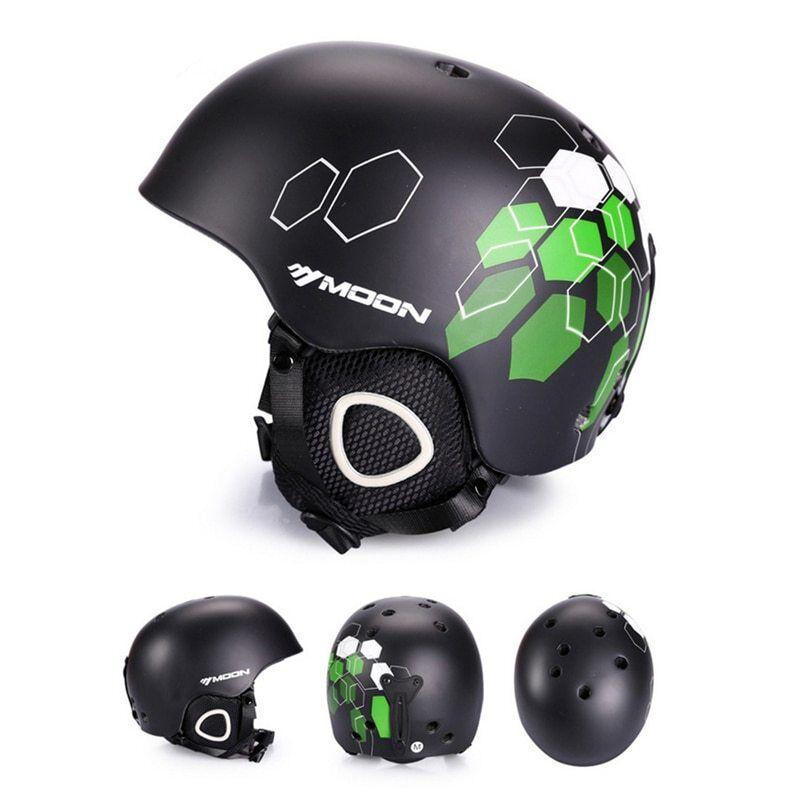 Professional  Headgear  board Snowboard Helmet Women Men Sport  discounts and more