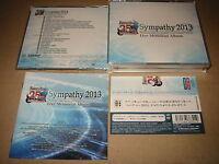 Phantasy Star Series 25th Anniversary Concert Sympathy 2013 Live SOUNDTRACK,CD