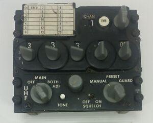 a 10 thunderbolt ii flight sim uhf radio for full size simulator a10